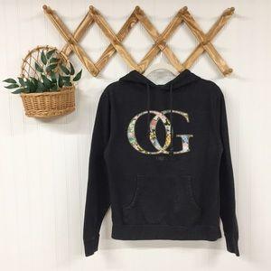Obey | OG Floral Logo Spring Hoodie